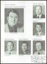 1975 Mesquite High School Yearbook Page 108 & 109