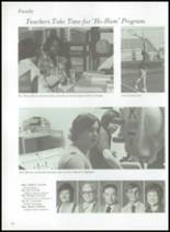 1975 Mesquite High School Yearbook Page 116 & 117