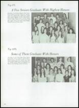 1975 Mesquite High School Yearbook Page 122 & 123