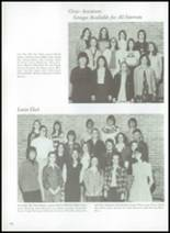 1975 Mesquite High School Yearbook Page 142 & 143