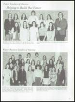 1975 Mesquite High School Yearbook Page 144 & 145