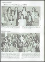 1975 Mesquite High School Yearbook Page 146 & 147