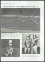 1975 Mesquite High School Yearbook Page 158 & 159
