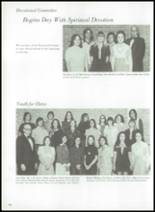 1975 Mesquite High School Yearbook Page 168 & 169