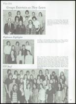 1975 Mesquite High School Yearbook Page 170 & 171