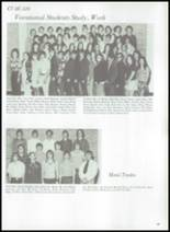 1975 Mesquite High School Yearbook Page 172 & 173
