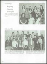 1975 Mesquite High School Yearbook Page 174 & 175