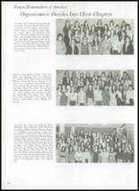 1975 Mesquite High School Yearbook Page 176 & 177