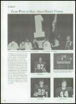 1975 Mesquite High School Yearbook Page 210 & 211