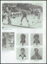 1975 Mesquite High School Yearbook Page 222 & 223