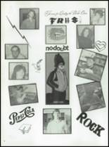 1985 Fall River High School Yearbook Page 12 & 13