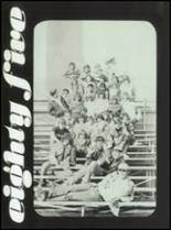 1985 Fall River High School Yearbook Page 20 & 21