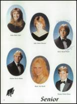 1985 Fall River High School Yearbook Page 22 & 23