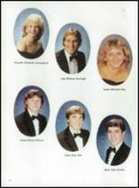 1985 Fall River High School Yearbook Page 26 & 27