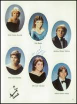 1985 Fall River High School Yearbook Page 30 & 31