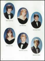 1985 Fall River High School Yearbook Page 34 & 35