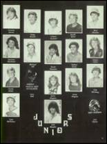1985 Fall River High School Yearbook Page 38 & 39