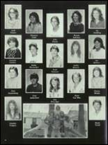 1985 Fall River High School Yearbook Page 40 & 41