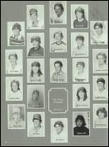 1985 Fall River High School Yearbook Page 42 & 43