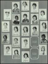 1985 Fall River High School Yearbook Page 44 & 45