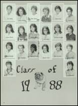 1985 Fall River High School Yearbook Page 48 & 49