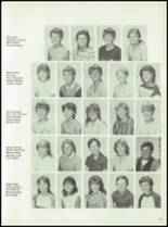 1985 Fall River High School Yearbook Page 54 & 55
