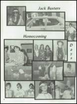 1985 Fall River High School Yearbook Page 62 & 63