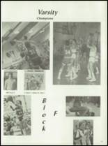 1985 Fall River High School Yearbook Page 64 & 65