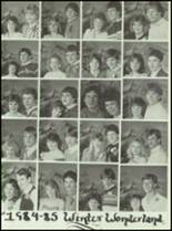 1985 Fall River High School Yearbook Page 66 & 67