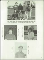 1985 Fall River High School Yearbook Page 70 & 71