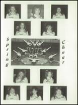 1985 Fall River High School Yearbook Page 74 & 75