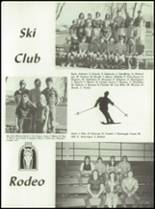 1985 Fall River High School Yearbook Page 80 & 81