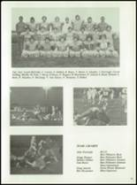 1985 Fall River High School Yearbook Page 86 & 87