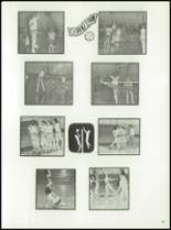 1985 Fall River High School Yearbook Page 92 & 93