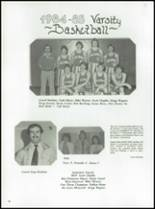 1985 Fall River High School Yearbook Page 94 & 95