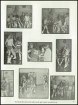 1985 Fall River High School Yearbook Page 98 & 99