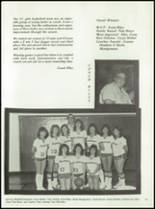 1985 Fall River High School Yearbook Page 100 & 101