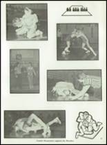 1985 Fall River High School Yearbook Page 102 & 103