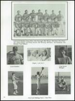1985 Fall River High School Yearbook Page 104 & 105