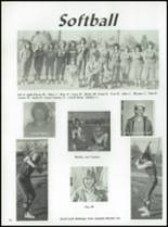 1985 Fall River High School Yearbook Page 106 & 107