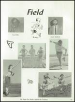 1985 Fall River High School Yearbook Page 108 & 109