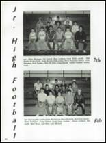 1985 Fall River High School Yearbook Page 110 & 111