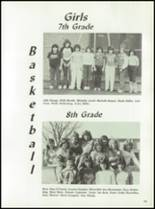 1985 Fall River High School Yearbook Page 112 & 113