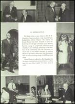 1968 Grand Prairie High School Yearbook Page 16 & 17
