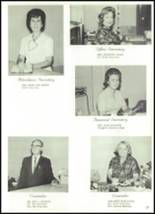 1968 Grand Prairie High School Yearbook Page 20 & 21