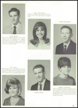 1968 Grand Prairie High School Yearbook Page 38 & 39