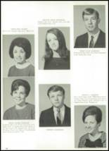 1968 Grand Prairie High School Yearbook Page 40 & 41