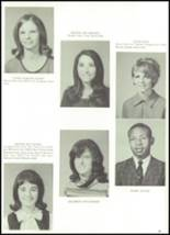 1968 Grand Prairie High School Yearbook Page 42 & 43