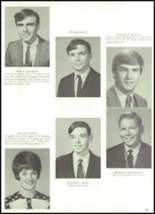 1968 Grand Prairie High School Yearbook Page 44 & 45