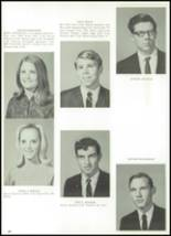 1968 Grand Prairie High School Yearbook Page 46 & 47
